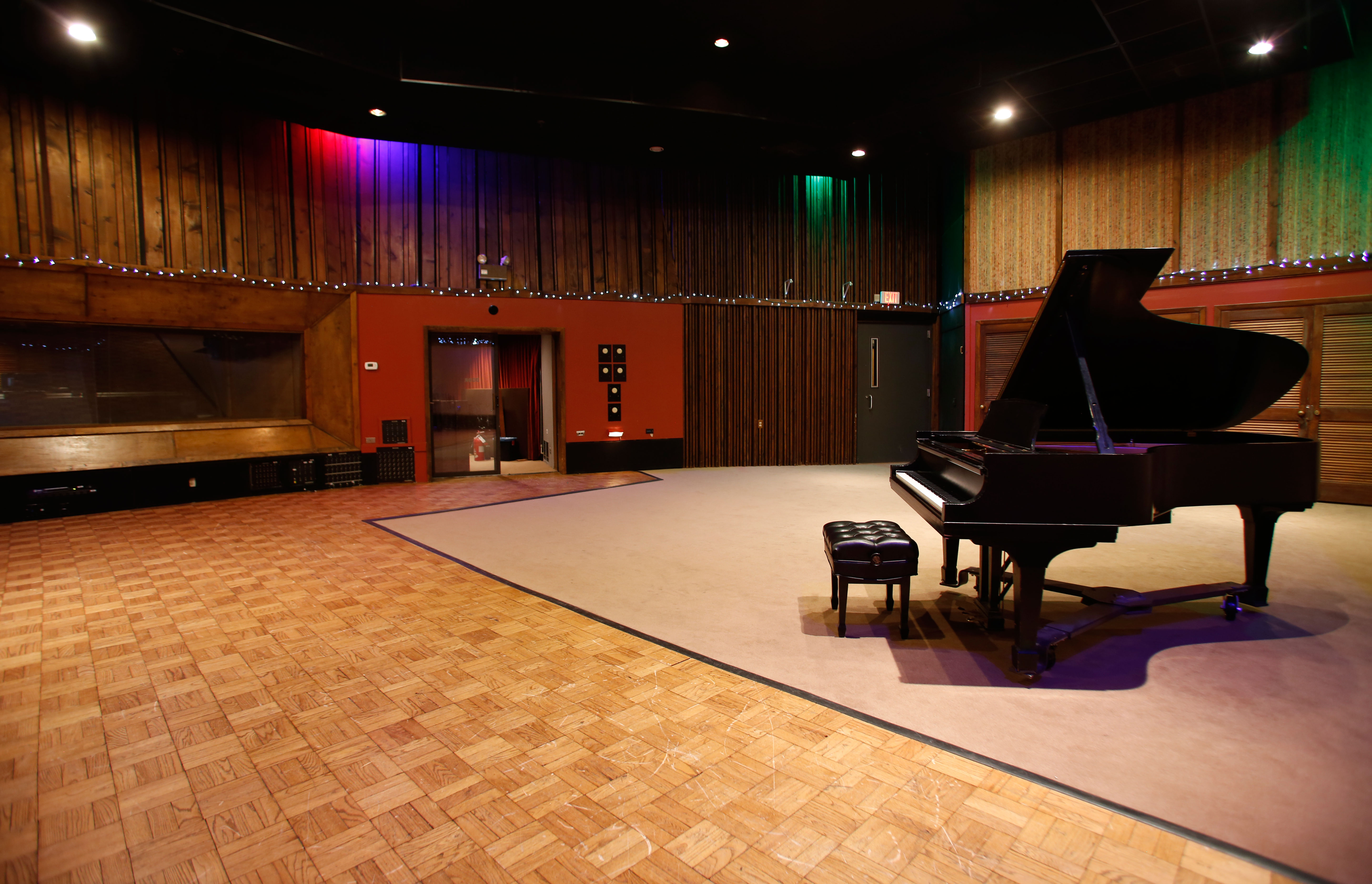 Amazing Home Omega Recording Studios Largest Home Design Picture Inspirations Pitcheantrous